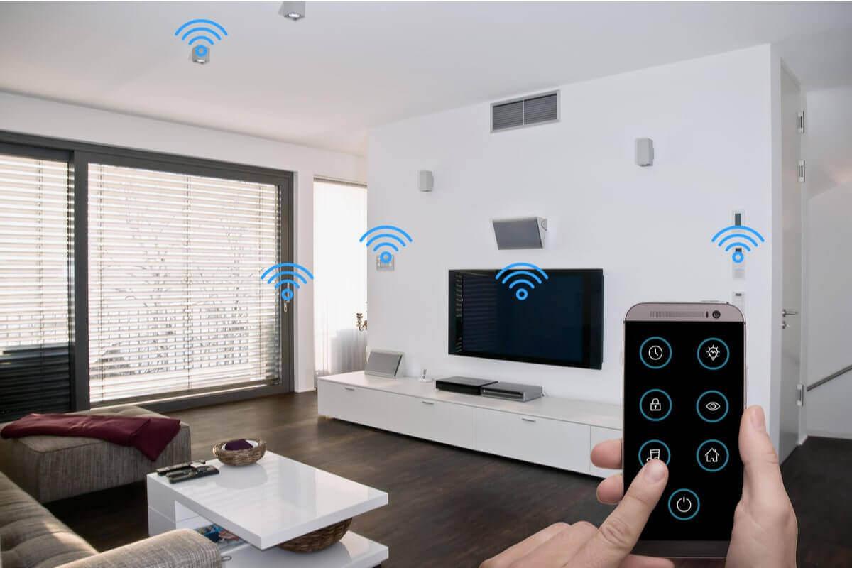 dispozitive pentru smart home