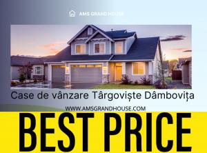 case de vânzare Târgoviște Dâmbovița